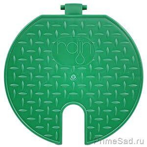 Крышка для короба с водяной розеткой