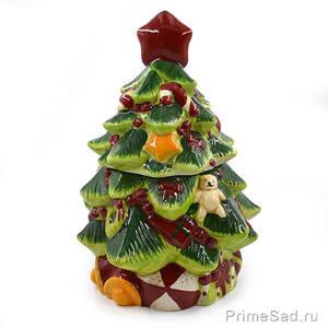 Конфетница Новогодняя елка
