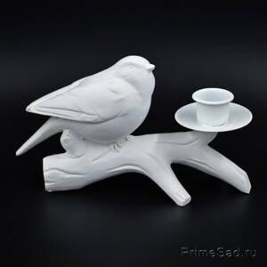 Подсвечник Птица на ветке