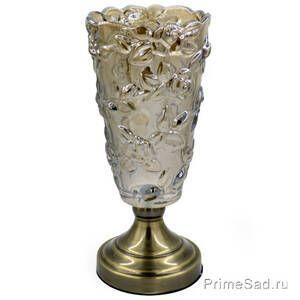 Ваза стеклянная Кубок