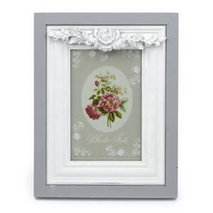 Фоторамка 10*15 Картина с цветами