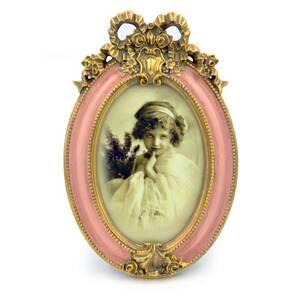 Фоторамка 10*15 Розовое золото