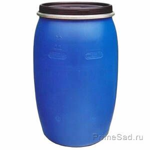Бочка 127л синяя Полимер-Групп