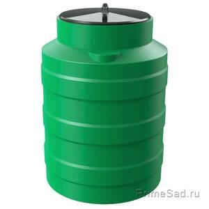 Бочка V 100л зеленая Полимер-Групп