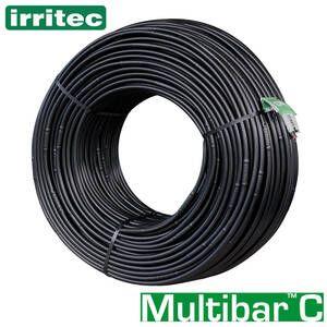 Капельная трубка Multibar C PC 2.1 л/ч шаг 33 см 100м IRRITEC