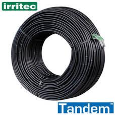 Капельная трубка Tandem 2.1 л/ч шаг 33 см IRRITEC