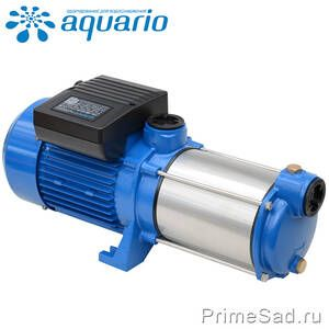 Горизонтальный многоступенчатый насос Aquario AMH-220-10P