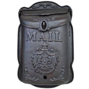 Почтовый ящик чугунный MAIL