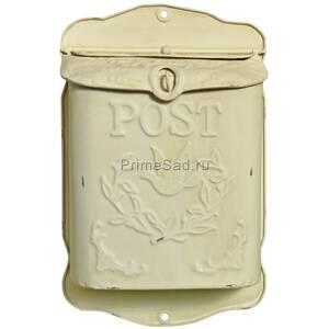 Почтовый ящик светлый POST