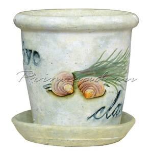 Горшок для цветов Heissner chive clam
