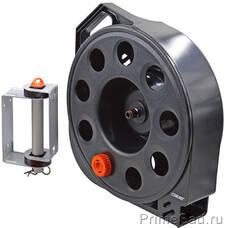 Кассета для шланга или провода, поворотная Claber