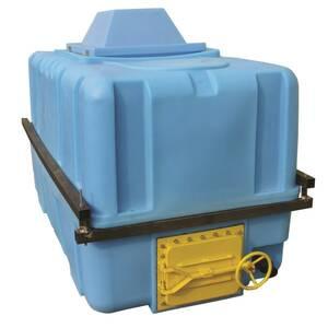 Контейнер для перевозки живой рыбы 2500 л КР2500