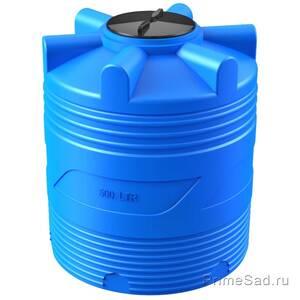 Емкость для воды V 500л Полимер-Групп