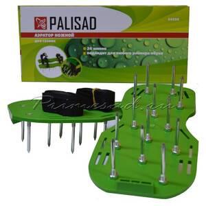 Аэратор ножной для газона, сандалии PALISAD 64498