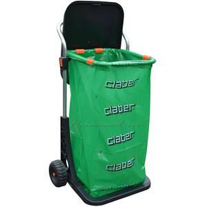 Тележка для мусора Carry Cart Eco Claber 8934