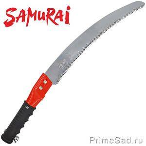 Пила с изогнутым полотном Samurai P-GC330-LH