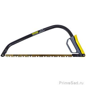 Пила лучковая Pro Fleam Tooth 530мм Stanley 1-15-449