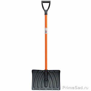 Лопата для снега Крепыш