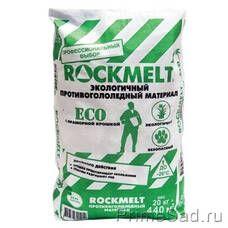 Противогололедный реагент RockMelt ECO 20кг