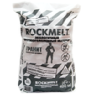 Противогололедный материал RockMelt Гранитная крошка 20кг