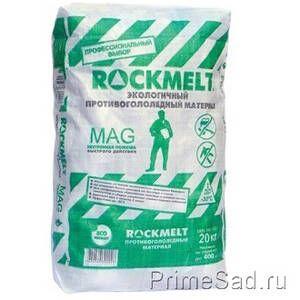 Противогололедный реагент RockMelt MAG 20кг