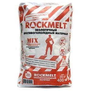 Противогололедный реагент RockMelt MIX 20кг