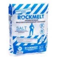 Антигололедный реагент RockMelt Salt 20кг